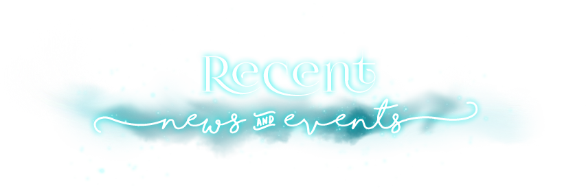 recent news and events